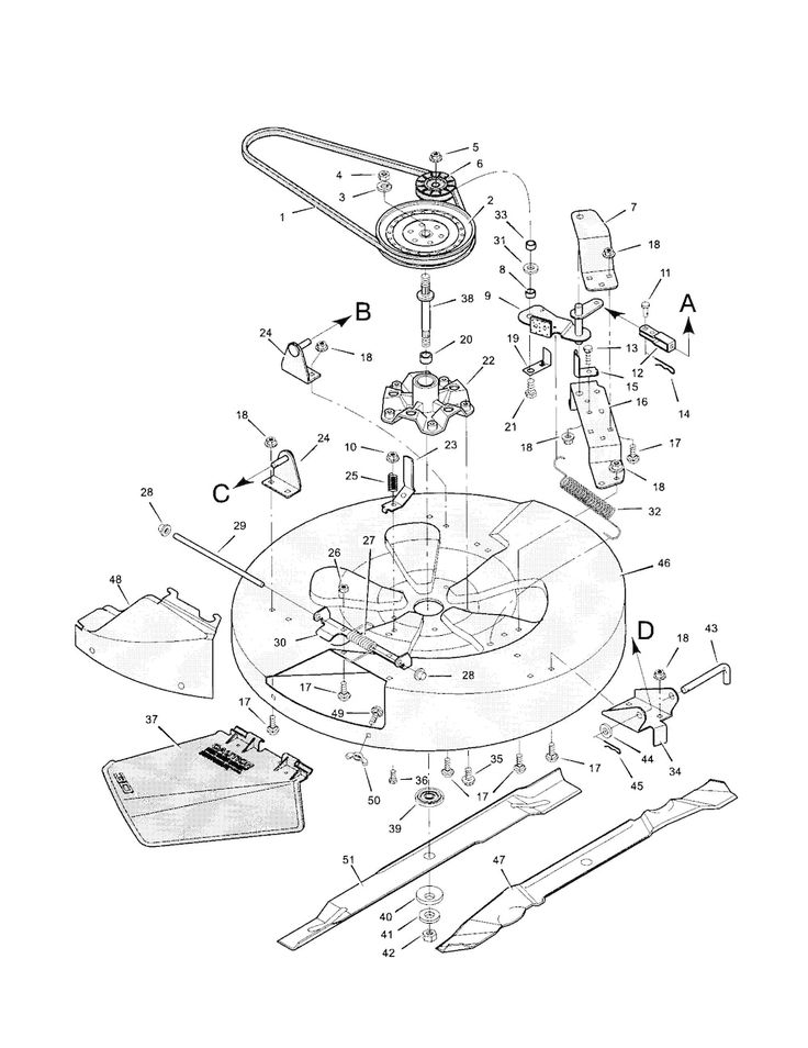 pictures of Craftsman Riding Mower Electrical Diagram