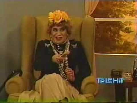 Pita Amor y Frida Kahlo. Desde Gayola
