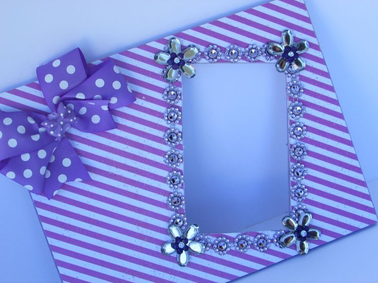 Purple picture frame White picture frame Mothers day gift Birthday gift Wall decor 8x10 picture frame Girls gift Preciousgiftsbydiane by PreciousGiftsbyDiane on Etsy
