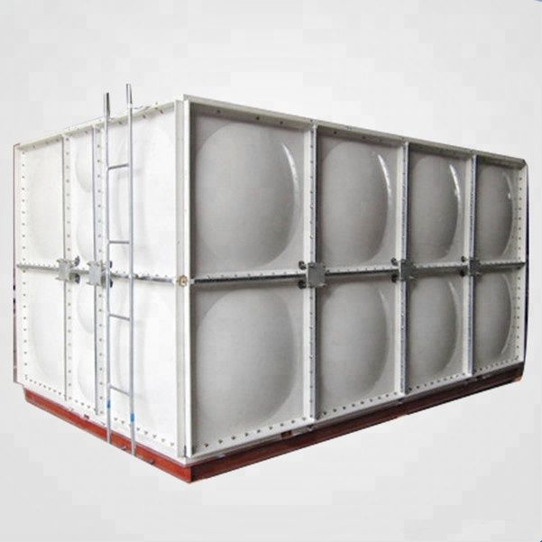 Smc Water Tank With Elevated Steel Fiberglass Frp Sectional Water Tank Best Quality Grp Water Tank Uae Water Storage Tanks Water Storage Storage Tank