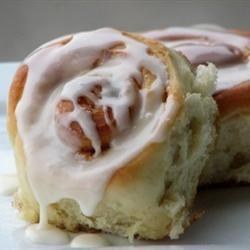 Soft, Moist and Gooey Cinnamon Buns Recipe on Yummly