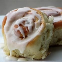 Soft, Moist and Gooey Cinnamon Buns....the BEST homemade cinnamon bun recipe anywhere! I will be sticking with this recipe!
