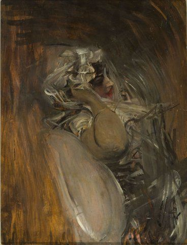 Giovanni Boldini - Profilo di donna, 1931