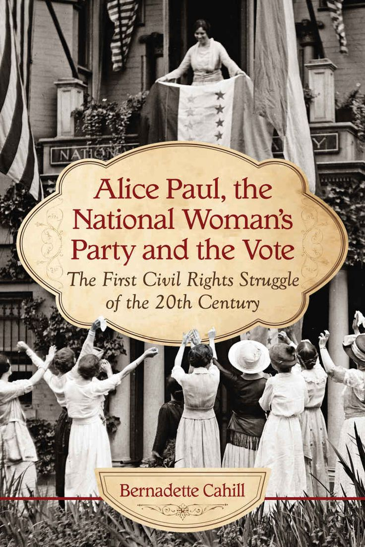 19th amendment alice paul In 1913, suffragists alice paul and lucy burns organized a parade down pennsylvania avenue in washington, dc the parade was the first major suffrage spectacle.
