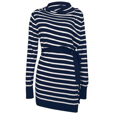 Stripe 4 Way Maternity Cardigans, Maternity Coats and Knitwear, Maternity Clothes