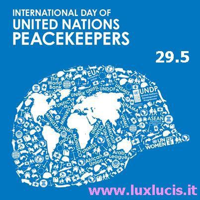 29 maggio … oggi tanti anni fa | LuxLucis