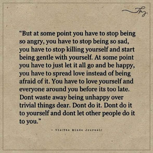 But at some point you have to stop being so angry - http://themindsjournal.com/but-at-some-point-you-have-to-stop-being-so-angry/