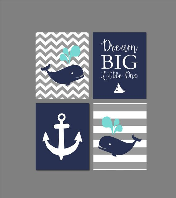 Nautical Nursery Wall Decor nautical wall decor for nursery ~ thenurseries