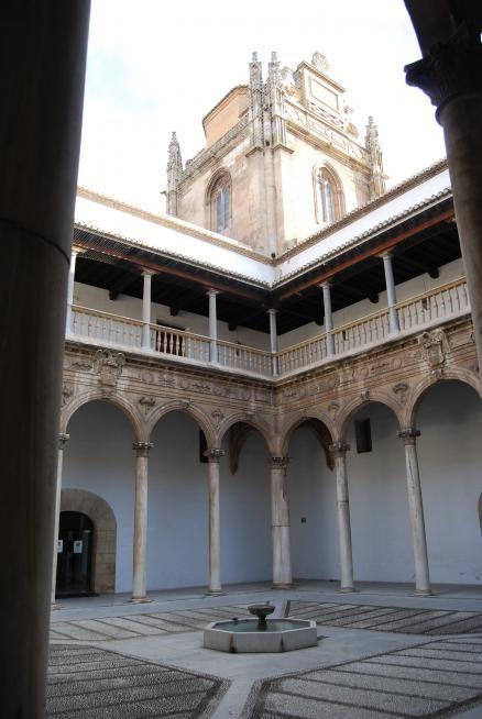Hospital Real de Granada.