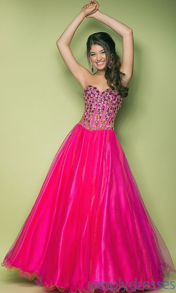 The 25  best Poofy prom dresses ideas on Pinterest | Pretty ...