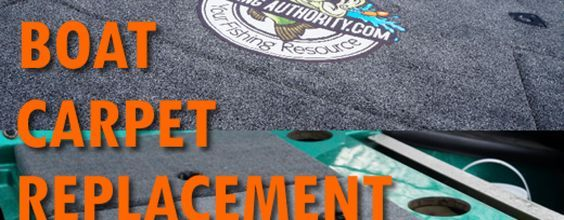 Bass Boat Carpet Replacement – How To
