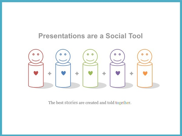 Google Presentations Deck on Behance