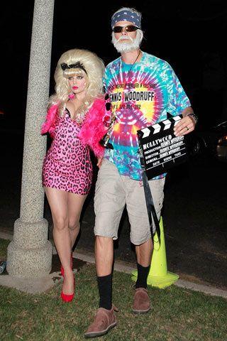 disfraces halloween ideas celebridades fotos