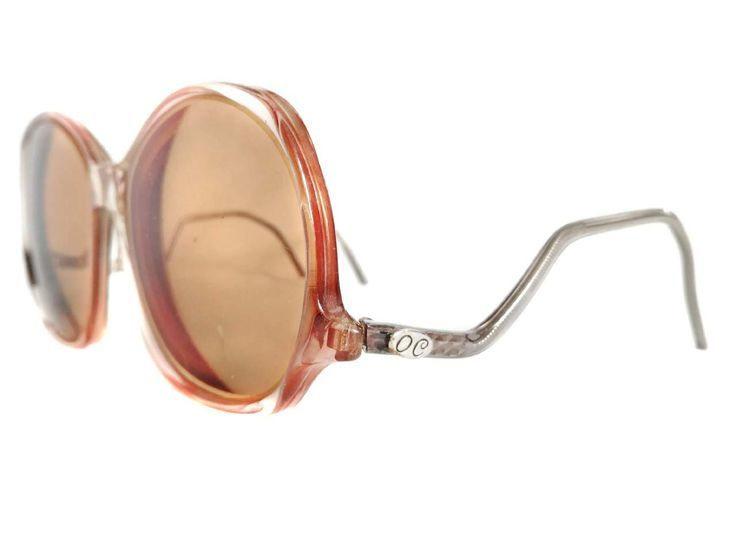 Oleg Cassini Glasses Drop Temple Brillen Damen Designer Brillen Übergroße Bril… – Brillen Modelle