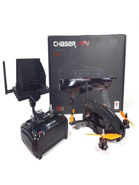 Feilun Chaser FPV Racing Drone RTF - alt du skal bruge for at komme i gang med droneræs