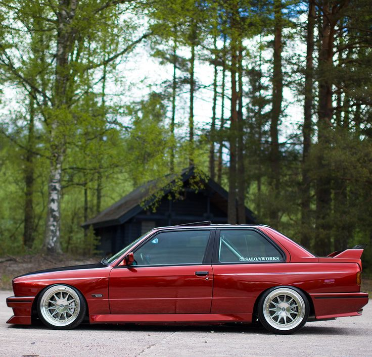 147 Best Images About BMW E30 M3 On Pinterest
