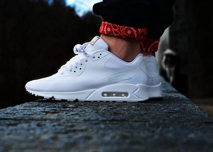 best authentic afc55 676e7 ... Air Max 90 Hyperfuse Independence Day White 197 best Footwear images on  Pinterest Nike free shoes, Nike shoes outlet and Shoes ...