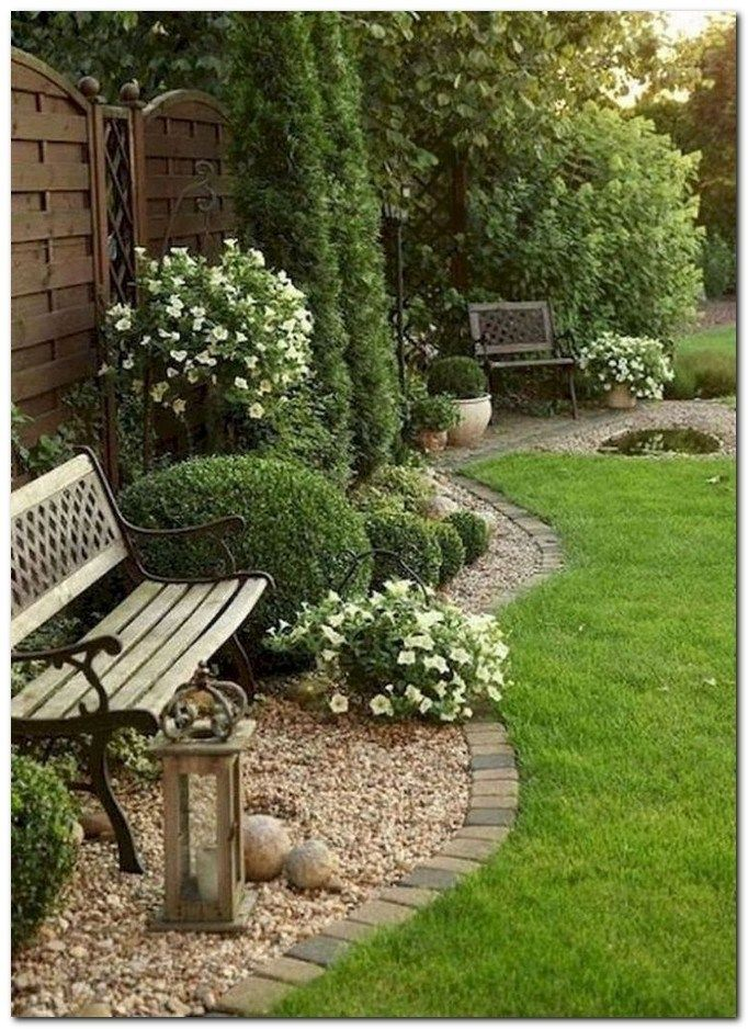 36 Backyard Privacy Fence Landscaping Ideas On A Budget 33 Front