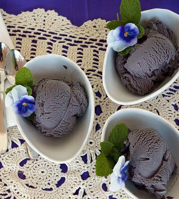 Black Licorice Ice Cream