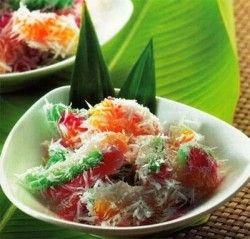 Resep Kue cenil enak dan manis