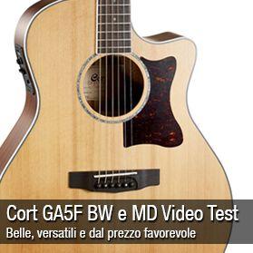 New article on MusicOff.com: Il Video Test delle chitarre acustiche Cort GA5F. Check it out! LINK: http://ift.tt/2fZjDoi