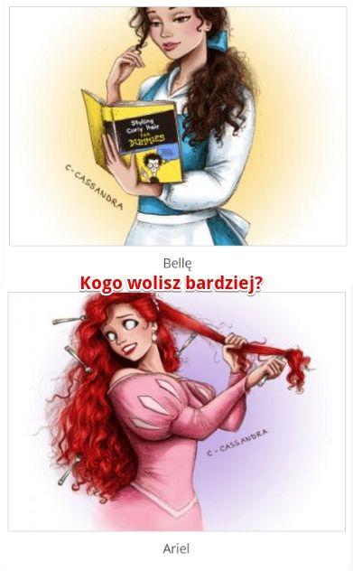 Którą lubisz bardziej? http://www.ubieranki.eu/quizy/co-wolisz/579/ktora-lubisz-bardziej_.html