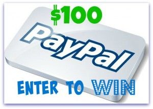 Who needs an extra $100 Cash? Enter to win! See details below.  USA & Canada Only Giveaway - Money Sweepstakes
