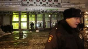 IS says it was behind Russia supermarket attack