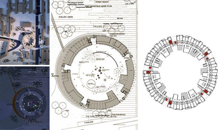 The Tietgen Residence Hall By Lundgaard & Tranberg Arkitekter – floor plans   Designalmic