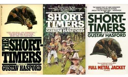 """Famous Veterans born on this day include #GustavHasford (b:1947). Hasford (#USMC) was an Author and Poet whose short story """"The Short-Timers"""" was the basis for the film Full Metal Jacket #SemperFi see if your favorite celeb in on the list: FamousVeterans.com"""