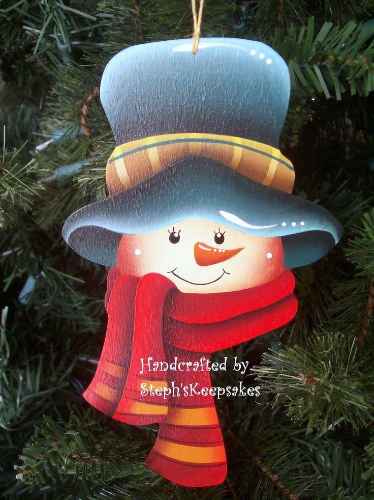 Boneco de neve!!