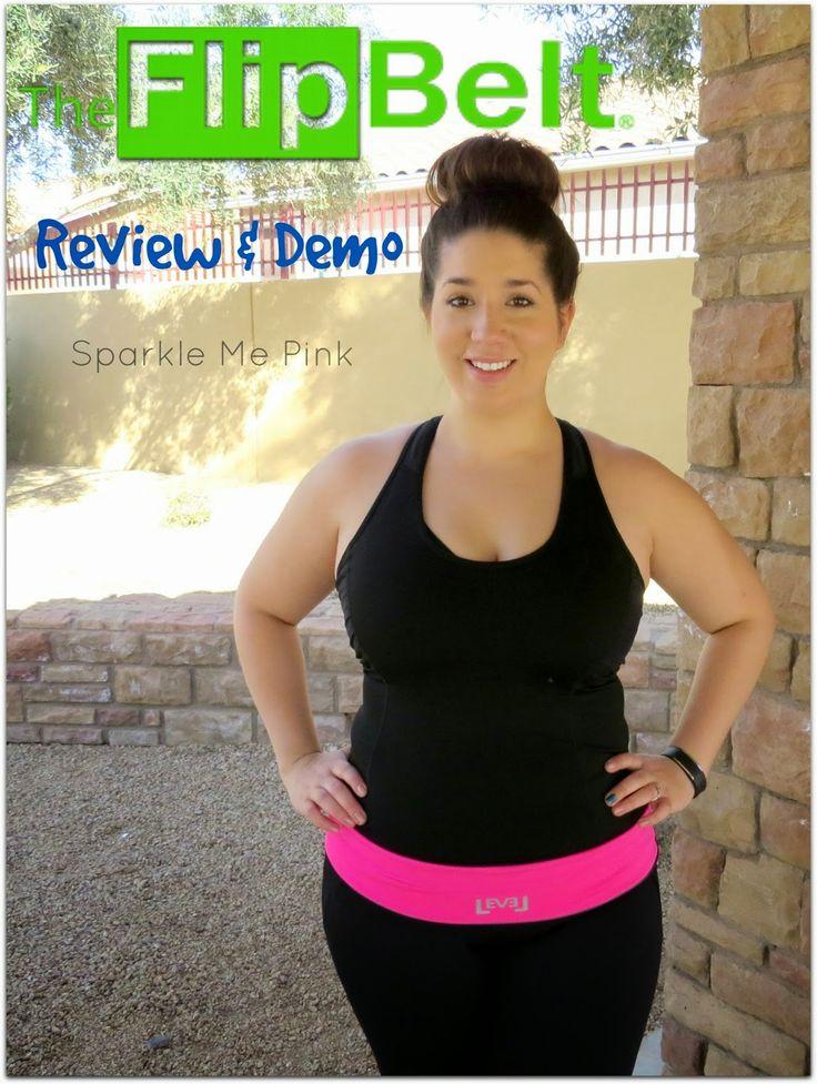Sparkle Me Pink: FlipBelt Review : My New Fav Fitness Accessory | Fitness Workout Belt @flipbelt