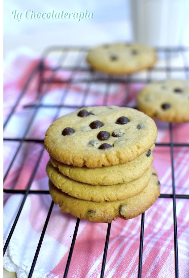 Chocolate Cookies // Cookies con chocolate.