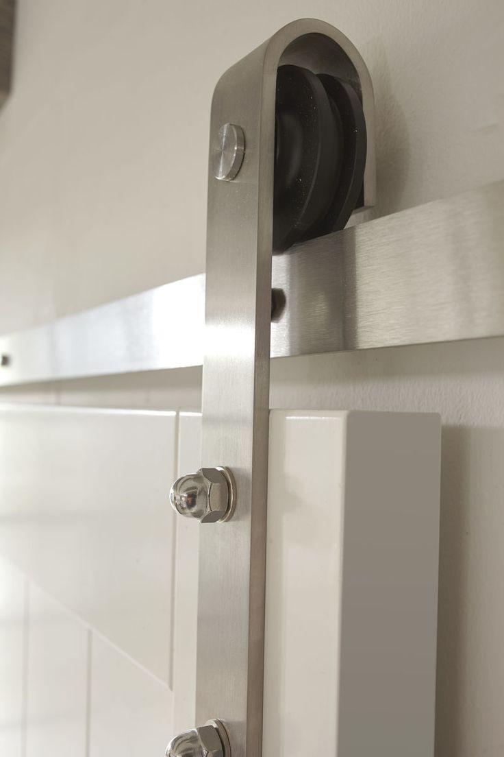 Schuifdeursysteem / Bruynzeel deuren / schuifdeur ophangsysteem / schuifdeurbeslag