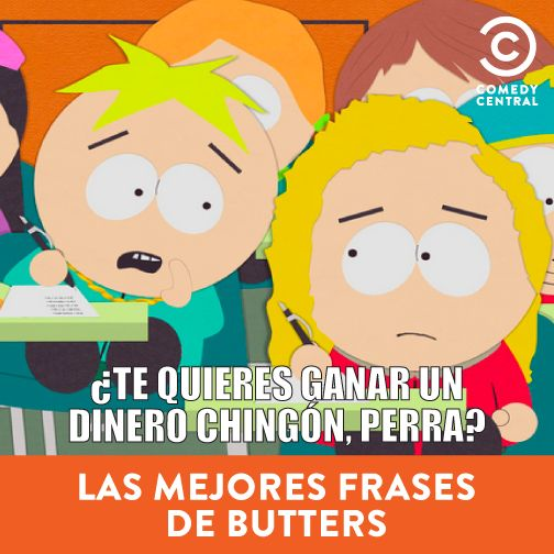 butters dinero chingon
