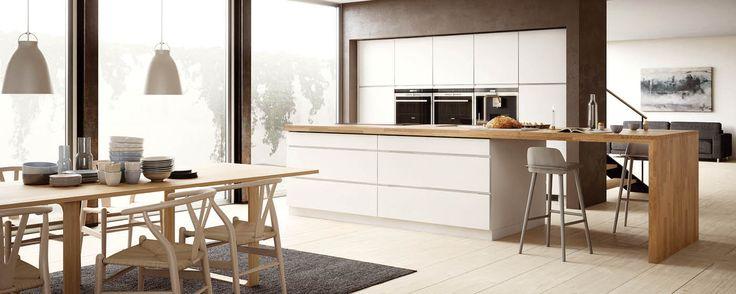 Kvik keukens - Deens keuken design tegen lage prijzen - Kvik.nl