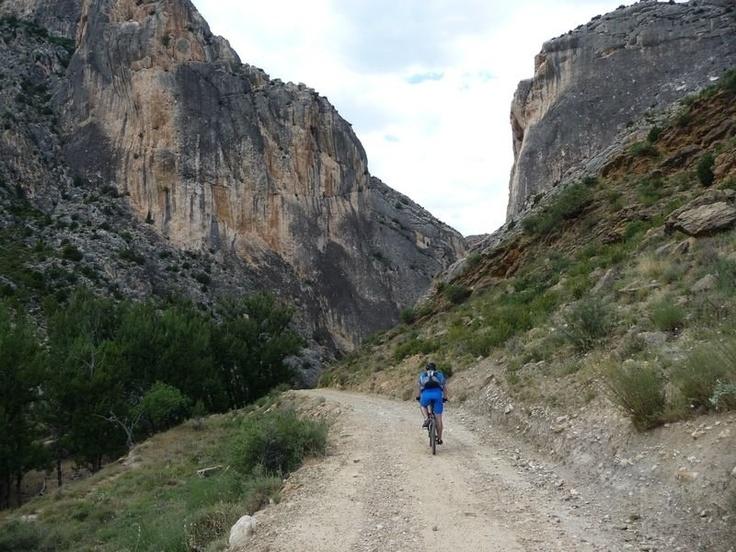 Salidas en ruta por Teruel en MTB - Blog - Allá Vamos: rutas, turismo, lugares en Teruel y Benasque