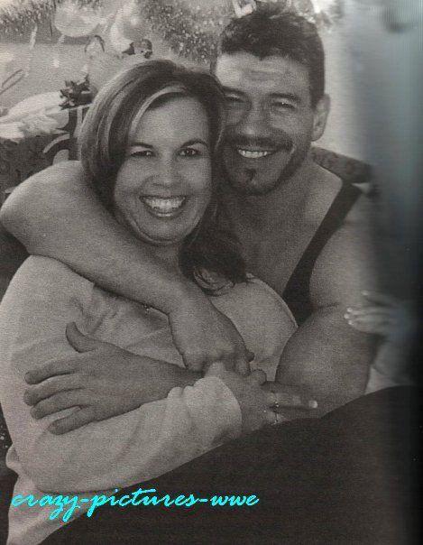 Eddie Guerrero and Vickie Guerrero