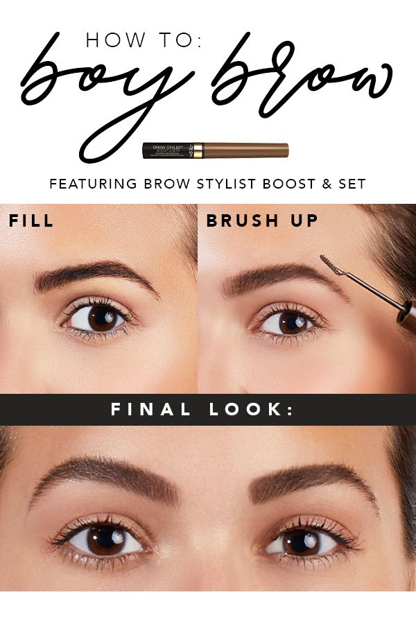 2688ba2a3ed Amazon.com: L'Oreal Paris Cosmetics Brow Stylist Boost & Set Brow Mascara,  Light Brunette, 0.1 Fluid Ounce: Beauty