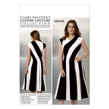 Vogue V9145 Misses' Dress 8 - 16
