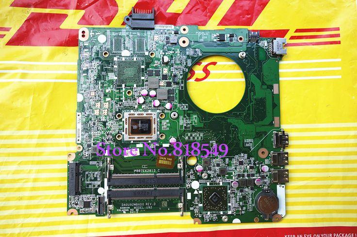 738124-501 Laptop Motherboard For HP Pavilion 15-N notebook PC A10-5745M CPU DA0U92MB6D0 REV : D