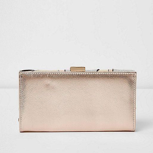Leather Slimfold Wallet - FLEURI by VIDA VIDA c9jbii