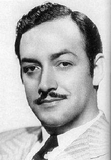 Jorge Negrete, galan de la Época de Oro del Cine Mexicano actor y cantante.