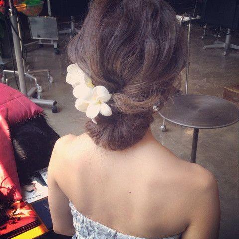 ブライダルヘアイメージ♡ の画像|My Style