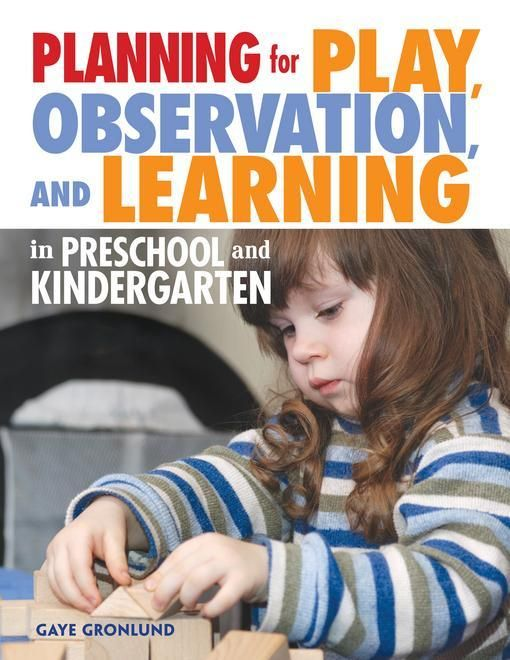 eBook: Planning for Play, Observation, and Learning in Preschool and Kindergarten. Play is an important vehicle for learning in the early years. With intentional planning frameworks, this resource provides teachers with tools and strategies to organize and develop curriculum around high-level, purposeful play. Click the book cover image to check out this online eBook now! Your DEC username and password is required. SWSi staff and students only. #children #learning #childcare