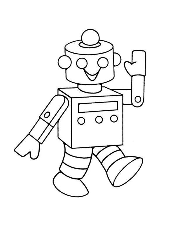 robots drawings - Google Search | Crafts | Pinterest ...