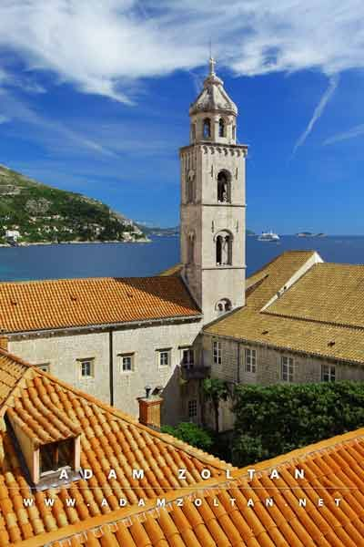 Dubrovnik is one of the most prominent tourist destinations in the Mediterranean. All rights reserved - Copyright © Adam Zoltan  http://adamzoltan.net