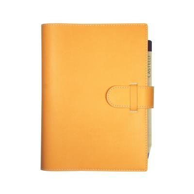 Image of Promotional Castelli Arles A5 Notebook With Clasp Closure