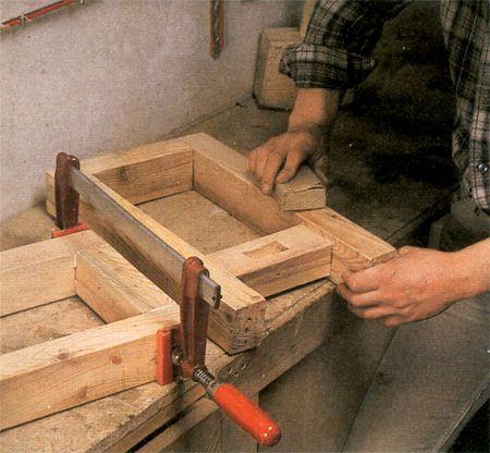 17 best ideas about fabriquer un banc on pinterest - Comment fabriquer un banc de jardin ...