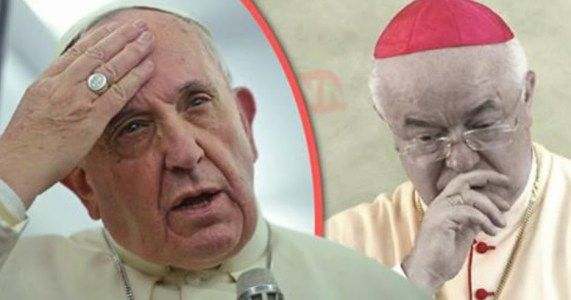 'Unprecedented' Amount of Child Porn Discovered in the Vatican #news #alternativenews
